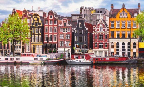 Βρυξέλλες-Άμστερνταμ Φθινόπωρο