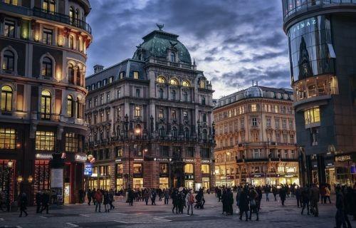 Βιέννη - Βουδαπέστη (Δώρο μια διαν/ση στην Μπρατισλάβα) Χριστούγεννα & Πρωτοχρονιά