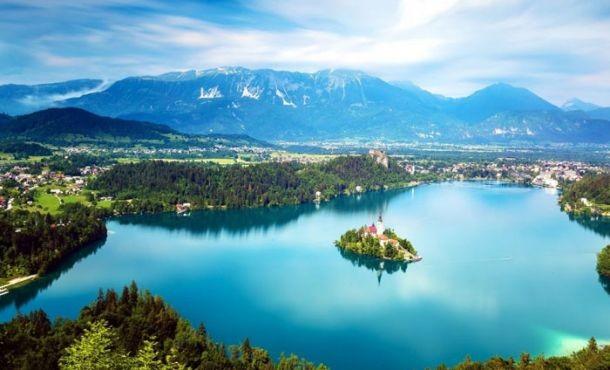 Ελβετική μαγεία - Αλπικό τρένο - Βασιλεία