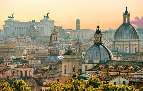 Ρώμη … Η Αιώνια Πόλη 4,5ημ από Αθήνα