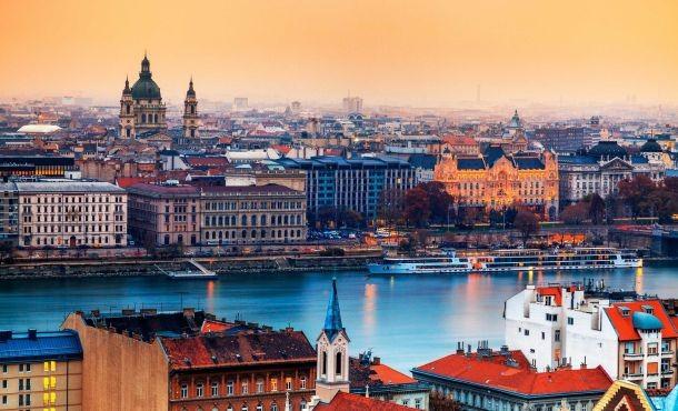 Βουδαπέστη η πόλη με τις δύο όψεις