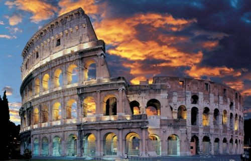 Άνοιξη στη Ρώμη