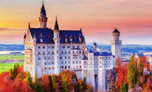 Αλπικό Τυρόλο – Κάστρα Βαυαρίας 26η & 28η Οκτωβρίου