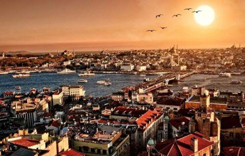 Κωνσταντινούπολη 5ημέρες