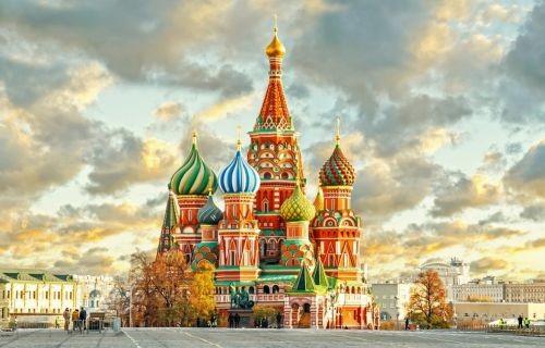 Κοσμοπολίτικη Μόσχα - Αναχωρήσεις από Αθήνα