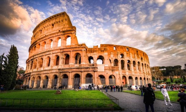 Ρώμη... Η Αιώνια Πόλη