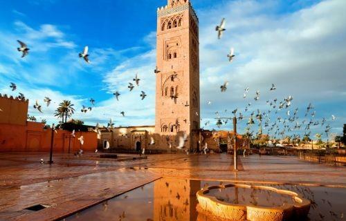 Μαρόκο - Μαρακές - Εβδομαδιαίες αναχωρήσεις από Αθήνα