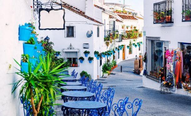 Mαδρίτη / Ανδαλουσία 8 ημέρες