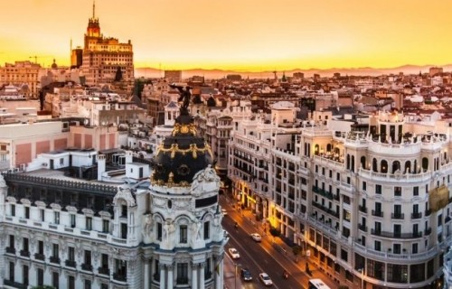 Μαδρίτη / Τολέδο 5 ημέρες
