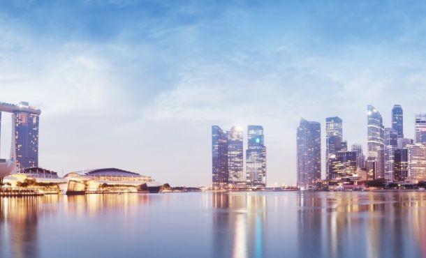 Πρωτοχρονιά... Σιγκαπούρη - Πουκέτ