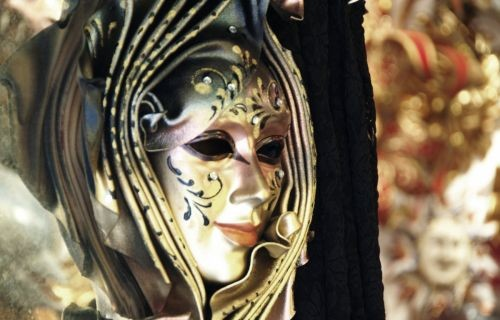 Βενετσιάνικο καρναβάλι στο νησί των Φαιάκων