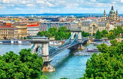 Βουδαπέστη – Βιέννη – Μπρατισλάβα