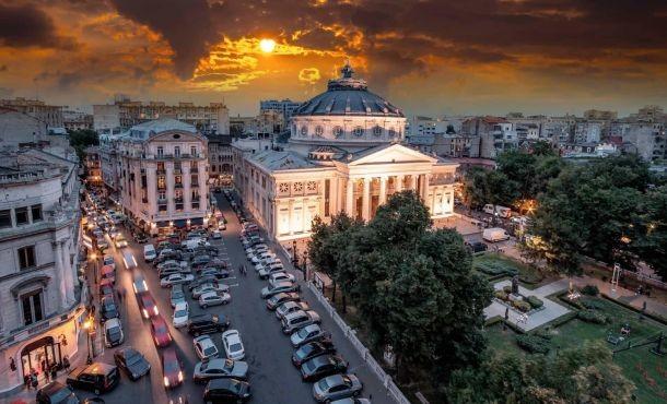 Βουκουρέστι - το μικρό Παρίσι 5ημέρες