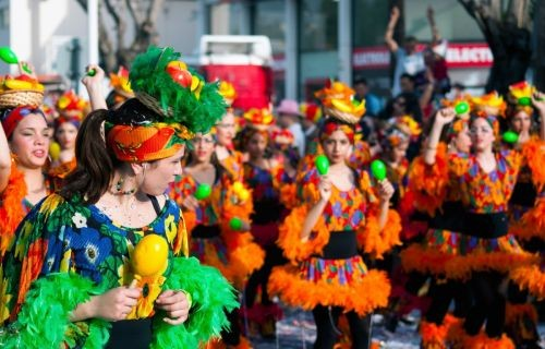 Αδριάνουπολη - Καρναβάλι Ξάνθης