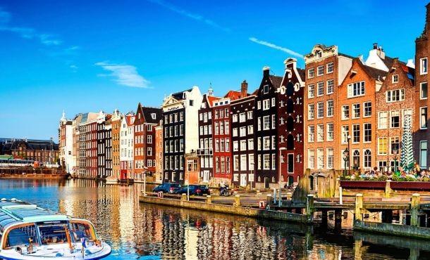 Άμστερνταμ Εβδομαδιαίες αναχωρήσεις