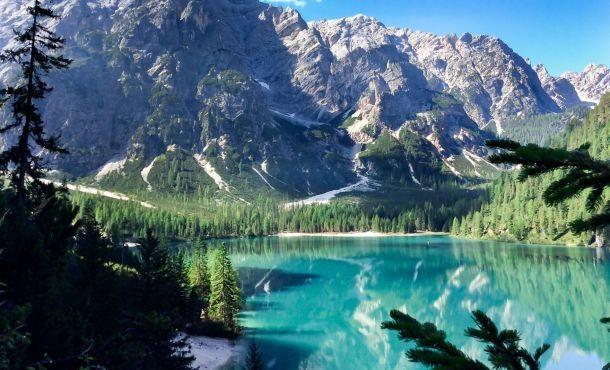 Λίμνες Β.Ιταλίας Ελβετία Αλπικό Τρένο