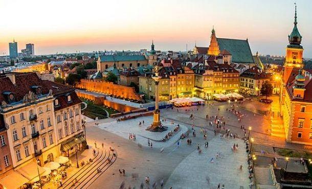 Βαρσοβία η πατρίδα του Σοπέν