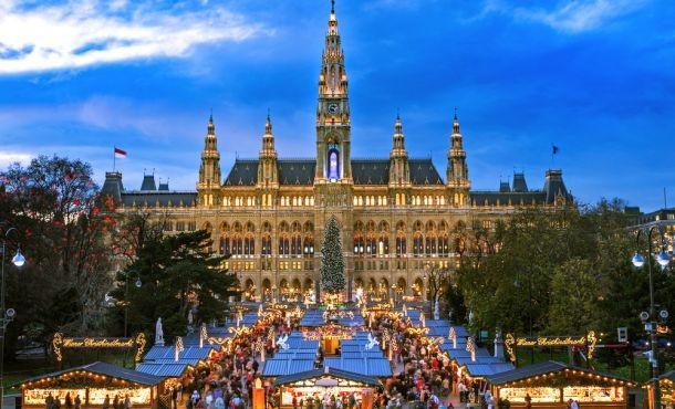 Βιέννη «Χριστουγεννιάτικες αγορές»