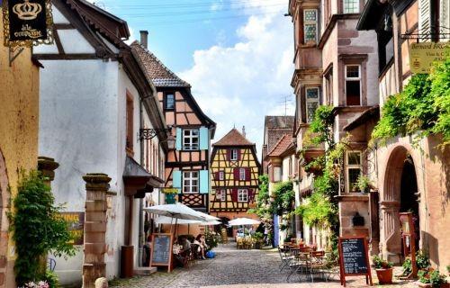 Στρασβούργο - Χωριά Αλσατίας - Αναχωρήσεις από Αθήνα
