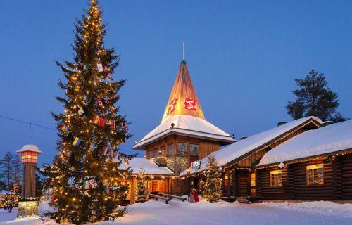 Λαπωνία ~ Φινλανδία (Παραμυθένια Χριστούγεννα ή Πρωτοχρονιά στον Αρκτικό Κύκλο)