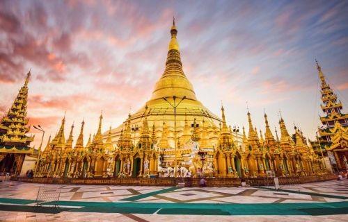Βιρμανία - Τα χρυσά χαμογέλα του Βούδα - Αναχωρήσεις από Αθήνα