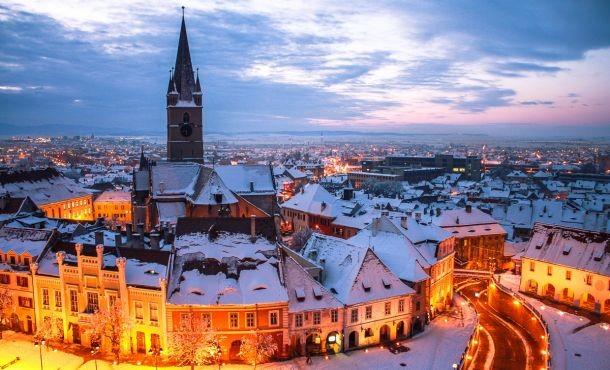 Βελιγράδι - Βουκουρέστι - Μπρασόβ - Σινάια