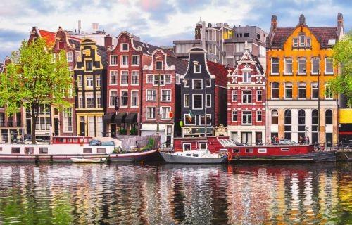 Άμστερνταμ Αγ. Πνεύματος
