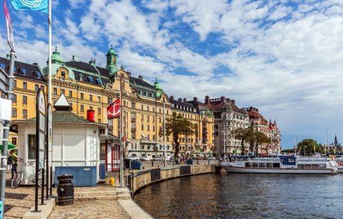 Σκανδιναβικές Πόλεις - Λιμάνια της Βαλτικής - Αναχωρήσεις από Αθήνα