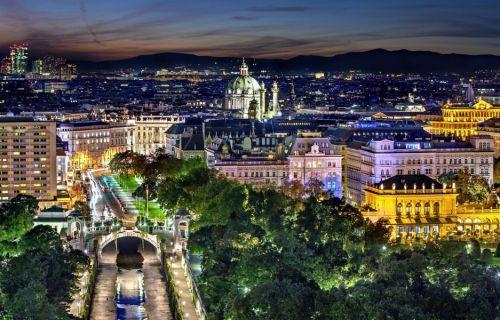 Βουδαπέστη– Βιέννη – Μπρατισλάβα – Βελιγράδι ,6ημέρες 26Η - 28Η ΟΚΤΩΒΡΊΟΥ ,από Θεσσαλονίκη