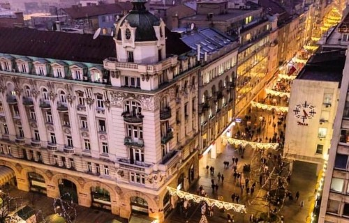 Βελιγράδι - Αναχωρήσεις από Αθήνα