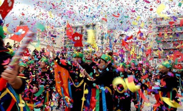 Κέρκυρα, Βενετσιάνικο καρναβάλι στο νησί των Φαιάκων