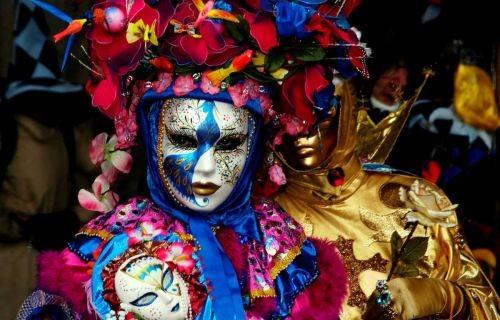Καρναβάλι της Βενετίας με απευθείας πτήσεις (Μπολόνια)