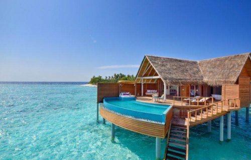 Μαλδίβες - στο νησί του παραδείσου