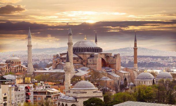 Κωνσταντινούπολη ,η πόλη των πόλεων 4ημέρες / 2 διαν/σεις 26 & 28η Οκτωβρίου (Βραδινή αναχώρηση)