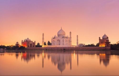 Ινδία - Χρυσό Τρίγωνο Από Αθήνα