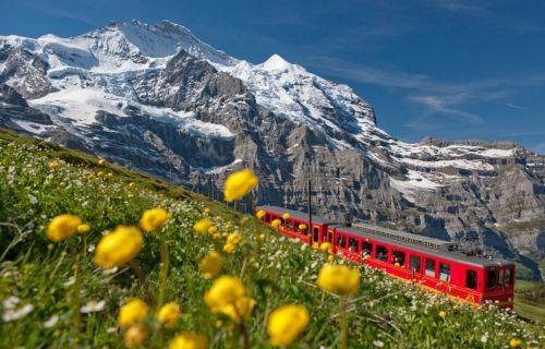 Πανόραμα Ελβετίας - Αλπικό Τρένο - Αναχωρήσεις απο Αθήνα