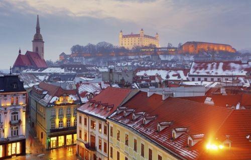 Βιέννη - Σάλτσμπουργκ - Βουδαπέστη (Δώρο το αεροπορικό εισιτήριο)