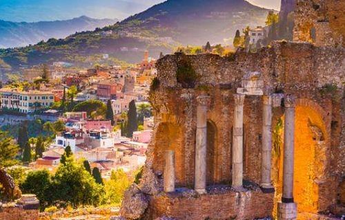 Σικελία - Ελληνόφωνα Χωριά Απουλίας