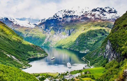 Σκανδιναβικές Πρωτεύουσες και Νορβηγικά Φιόρδ Αγ. Πνεύμα