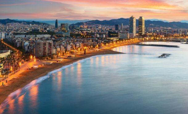 Βαρκελώνη Εβδομαδιαίες αναχωρήσεις από Θεσσαλονίκη