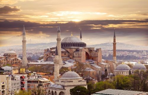 Κωνσταντινούπολη ,η πόλη των πόλεων Κάθε Πέμπτη  (Πρωινή αναχώρηση)