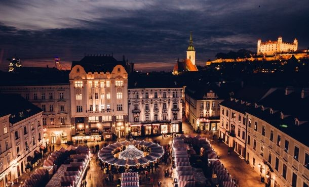 Βιέννη - Βουδαπέστη - Αναχώρηση πρωί - επιστροφή βράδυ