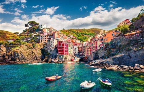 Τοσκάνη - Cinque Terre - Ρώμη - Αμαλφιτάνα - Καπρί