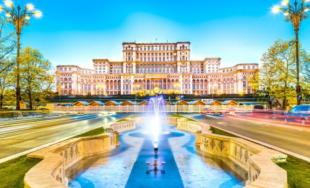 Βουκουρέστι - Μπρασόβ – Σινάια  4ημέρες / 3 διανυκτερεύσεις  26η & 28η Οκτωβριου