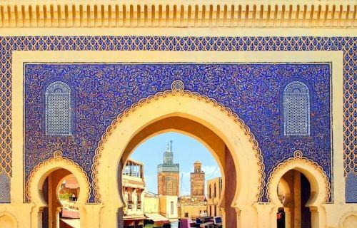 Μαρόκο (Χριστούγεννα & Πρωτοχρονιά)