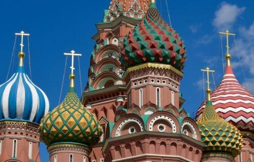 Μόσχα - Αγ. Πετρούπολη