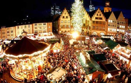 Χριστούγεννα στη Βιέννη (Πρωινή αναχώρηση & Βραδινή επιστροφή)