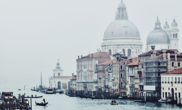 Βενετία - Ζυρίχη - Παρίσι