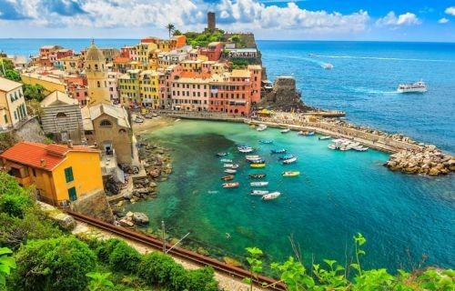 Ρώμη - Τοσκάνη - Cinque Terre - Αναχωρήσεις από Αθήνα