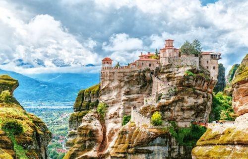 Καλαμπάκα - Μονές Μετεώρων - Αναχωρήσεις από Αθήνα